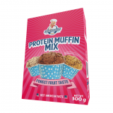 Frankys Bakery Protein Muffin Mix Forest Fruit 500g
