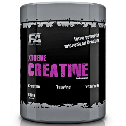 Fitness Authority Xtreme Creatine Tabs 300tbl