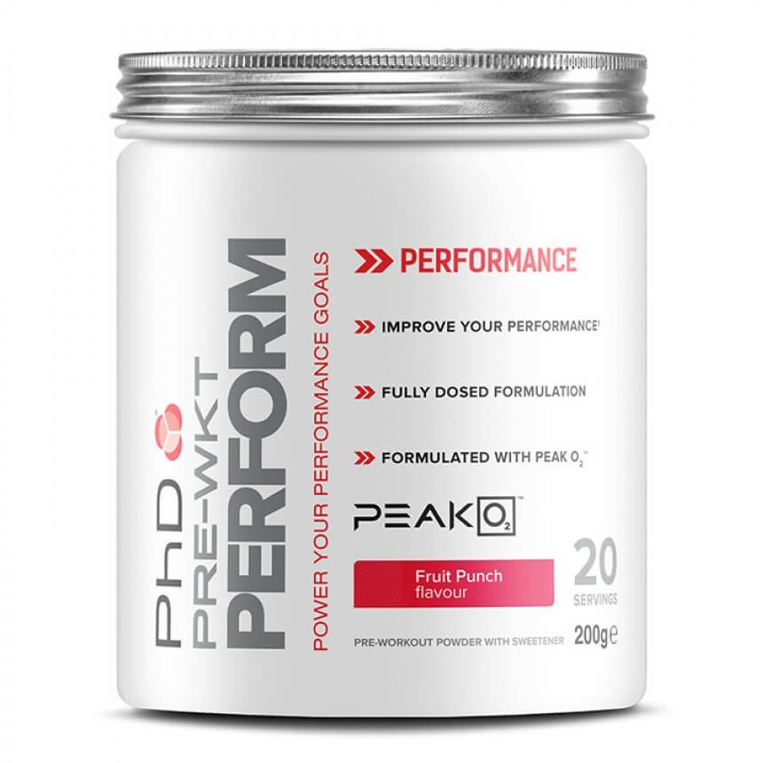 PhD Pre Workout Perform 200g