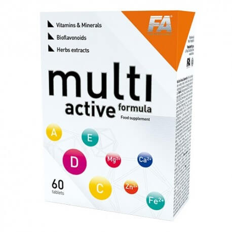Fitness Authority Multi Active Formula 60tbl