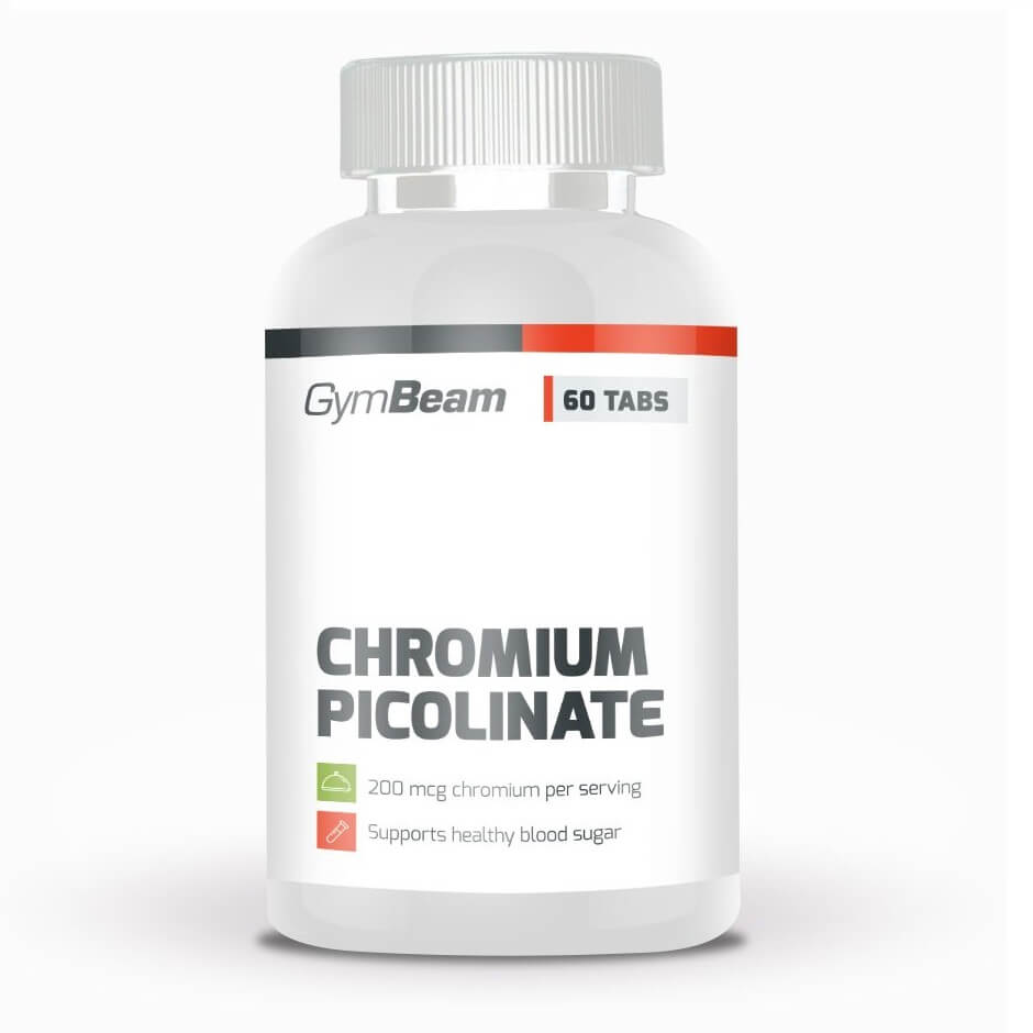 GymBeam Chromium Picolinate 60tbl