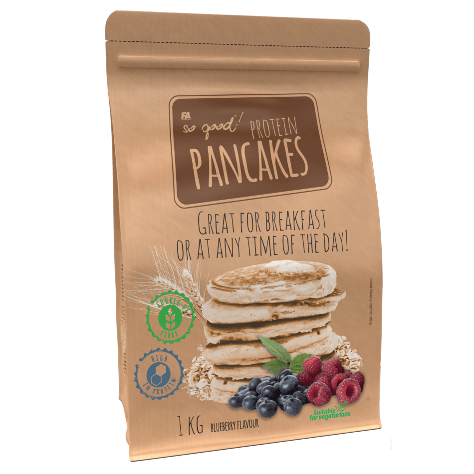 Fitness Authority So Good! Protein Pancakes 1000g