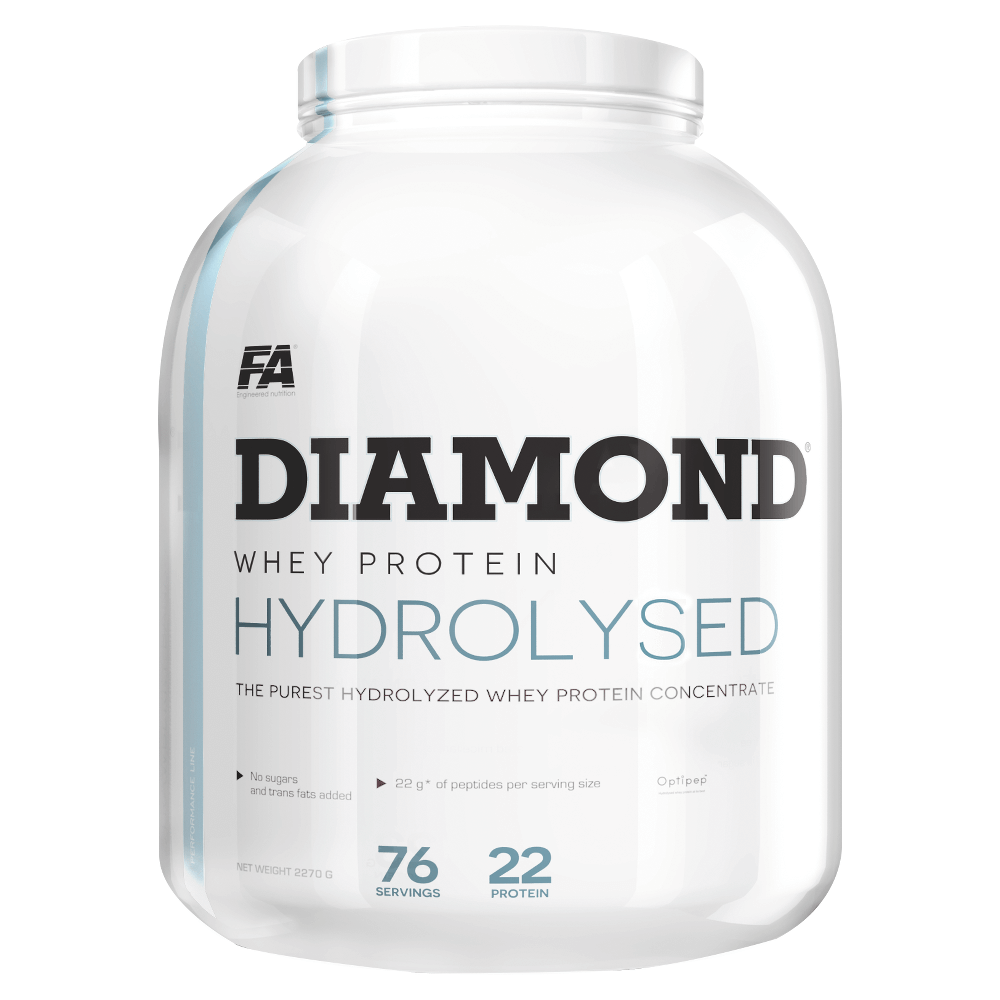 Fitness Authority Diamond Hydrolysed Whey Protein 2270g