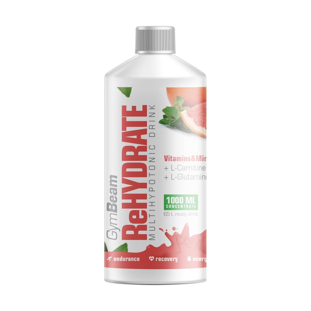 GymBeam ReHydrate 1000ml