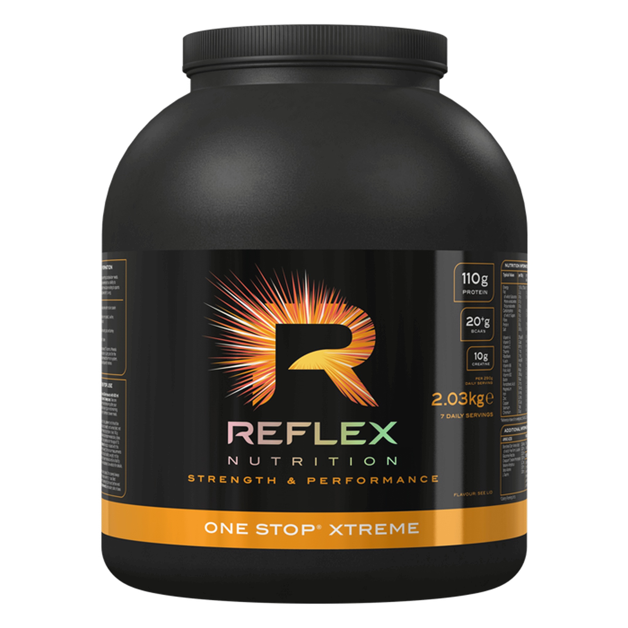 Reflex Nutrition One Stop Xtreme 2030g