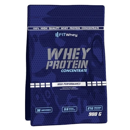 FITWhey Whey Protein Concentrate 900g