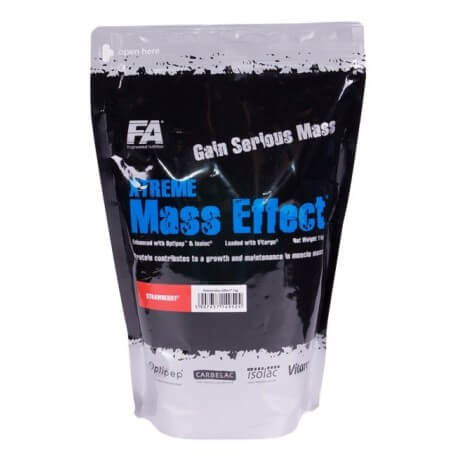 Fitness Authority Xtreme Mass Effect 1000g
