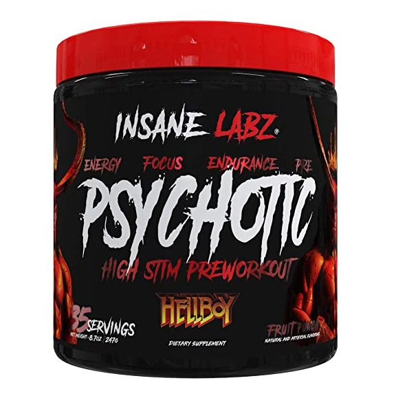 Insane Labz Psychotic Hellboy 247g