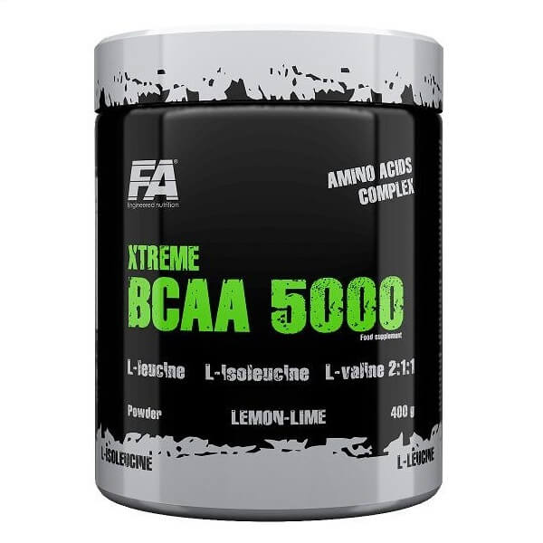Fitness Authority Xtreme BCAA 5000 400g