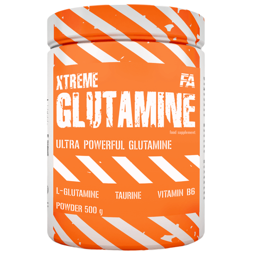 Fitness Authority Xtreme Glutamine 500g