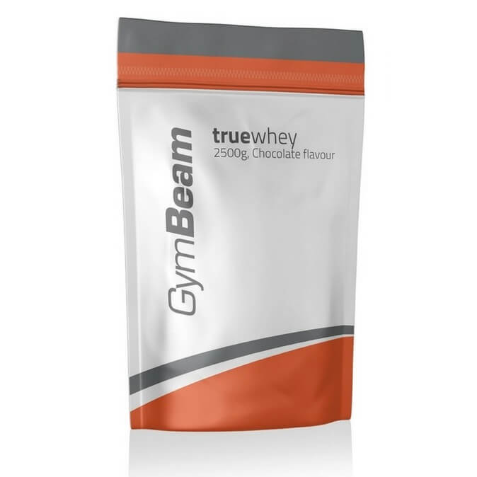 GymBeam True Whey 2500g