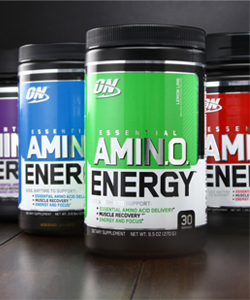 Optimum Nutrition AmiN.O. Energy 270g