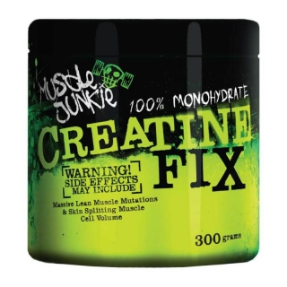 Muscle Junkie Creatine Fix 300g