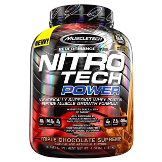 Muscletech Nitro Tech Power 1810g