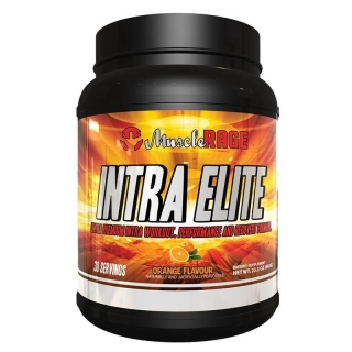Muscle Rage Intra Elite 663g