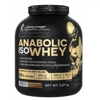 Kevin Levrone Anabolic Iso Whey 2270g