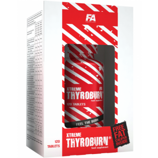 Fitness Authority Xtreme Thyroburn 120tbl