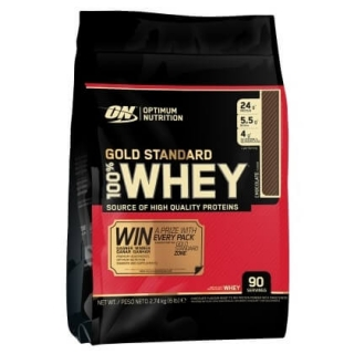 Optimum 100% Whey Gold Standard 2740g