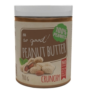 Fitness Authority So Good! Peanut Butter Smooth 900g