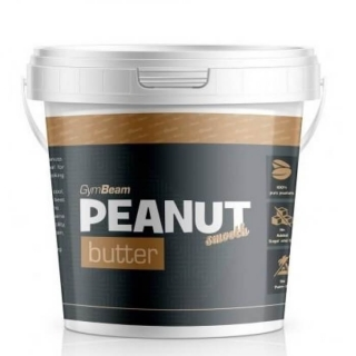 GymBeam Peanut Butter smooth 1000g