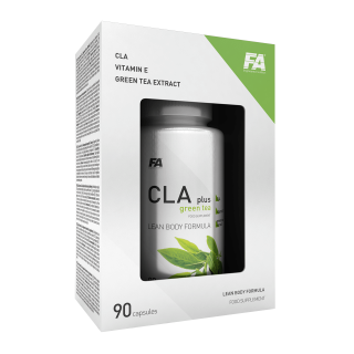 Fitness Authority CLA plus Green Tea 90tbl