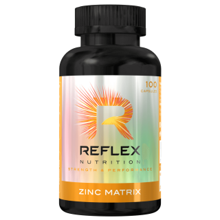 Reflex Nutrition Zinc Matrix 100tbl