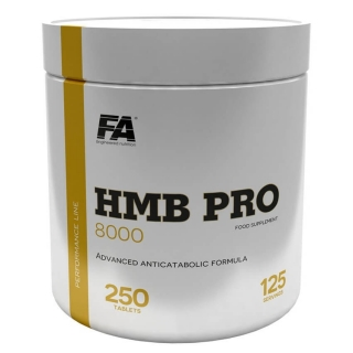 Fitness Authority HMB Pro 250tbl