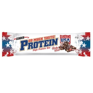Leader So Musch Taste Protein Bar 61g