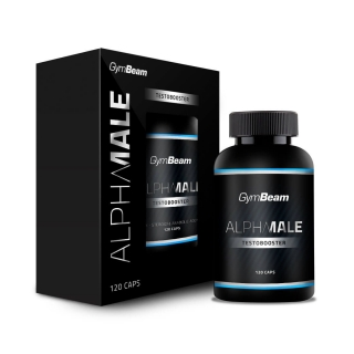 GymBeam Alpha Male TestoBooster 120kaps