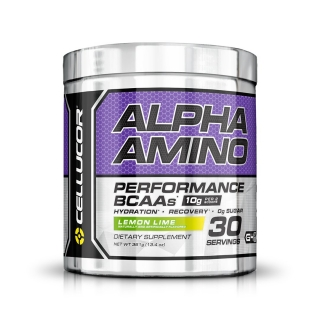 Cellucor Alpha Amino BCAA 381g
