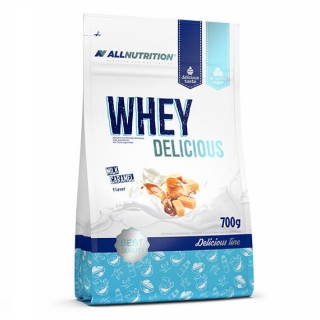 All Nutrition Whey Delicious Protein 700g