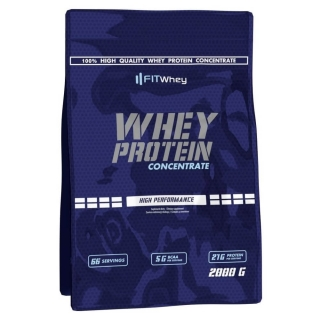 FITWhey Whey Protein Concentrate 2000g