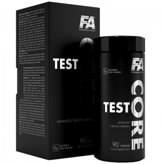 Fitness Authority Test Core 90tbl