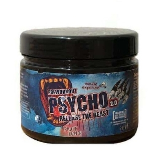 Muscle Exposure Psycho 2.0 240g