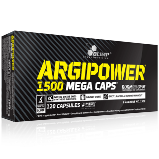 Olimp Argipower 1500 Mega Caps 120 kaps