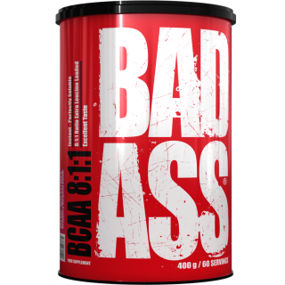 Bad Ass BCAA 8:1:1 400g