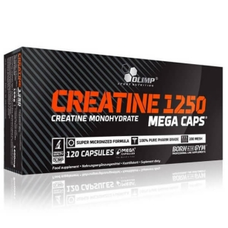 Olimp Creatine Mega Caps 1250 120 kaps