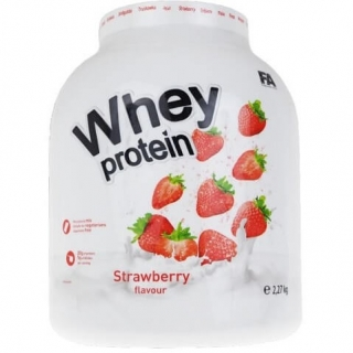 Fitness Authority Whey Protein 2270g