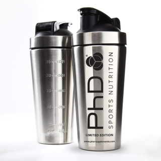 PhD Steinless Steel Shaker 739ml