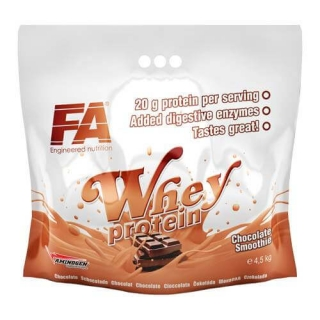 Fitness Authority Whey Protein 4500g