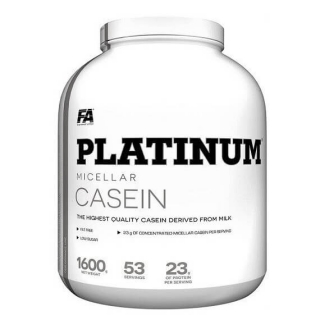 Fitness Authority Platinum Micellar Casein 1600g