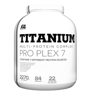 Fitness Authority Titanium Pro Plex 7 2000g