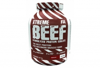 Fitness Authority Xtreme Beef Protein 1800g