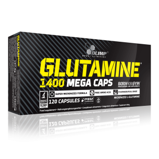 Olimp Glutamine Mega Caps 120 kaps